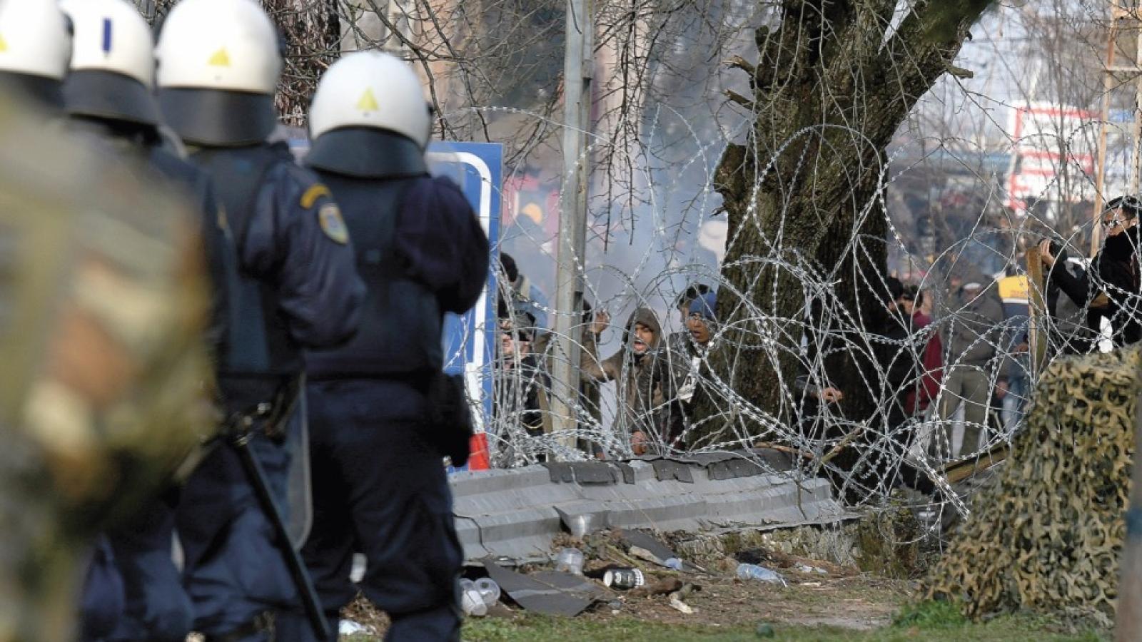 Lính Thổ Nhĩ Kỳ bắn chỉ thiên ở Evros, giới chức Hy Lạp và Frontex báo động