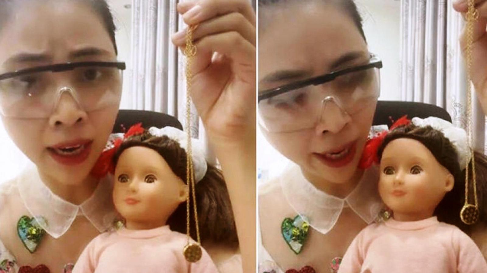 Youtuber Thơ Nguyễn có bị xử phạt khi đăng clip xin búp bê vía học giỏi?