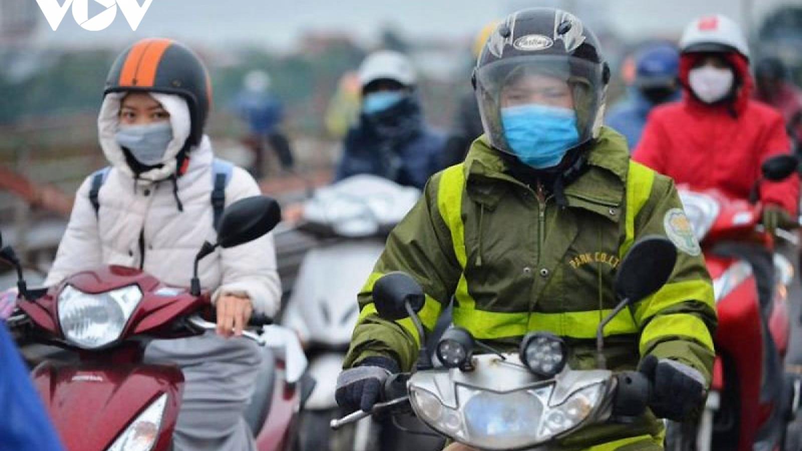 Dự báo thời tiết ngày 8/3: Hà Nội tiếp tục có mưa phùn và sương mù