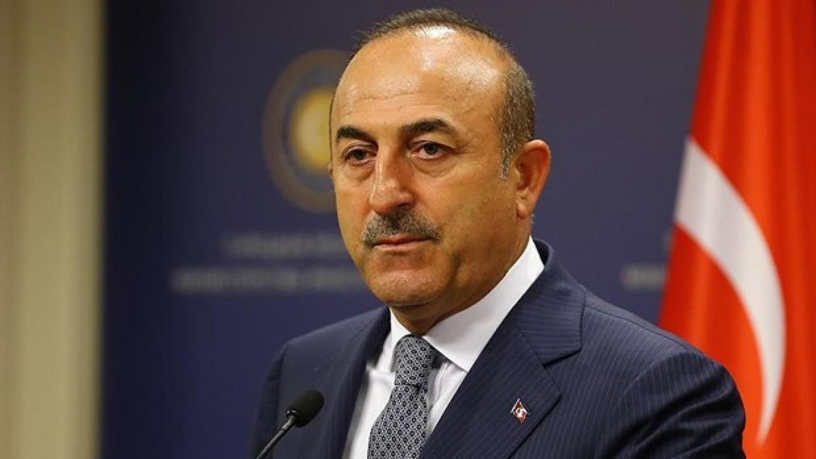 Thổ Nhĩ Kỳ và Ai Cập có thể ký thỏa thuận phân định biên giới trên biển