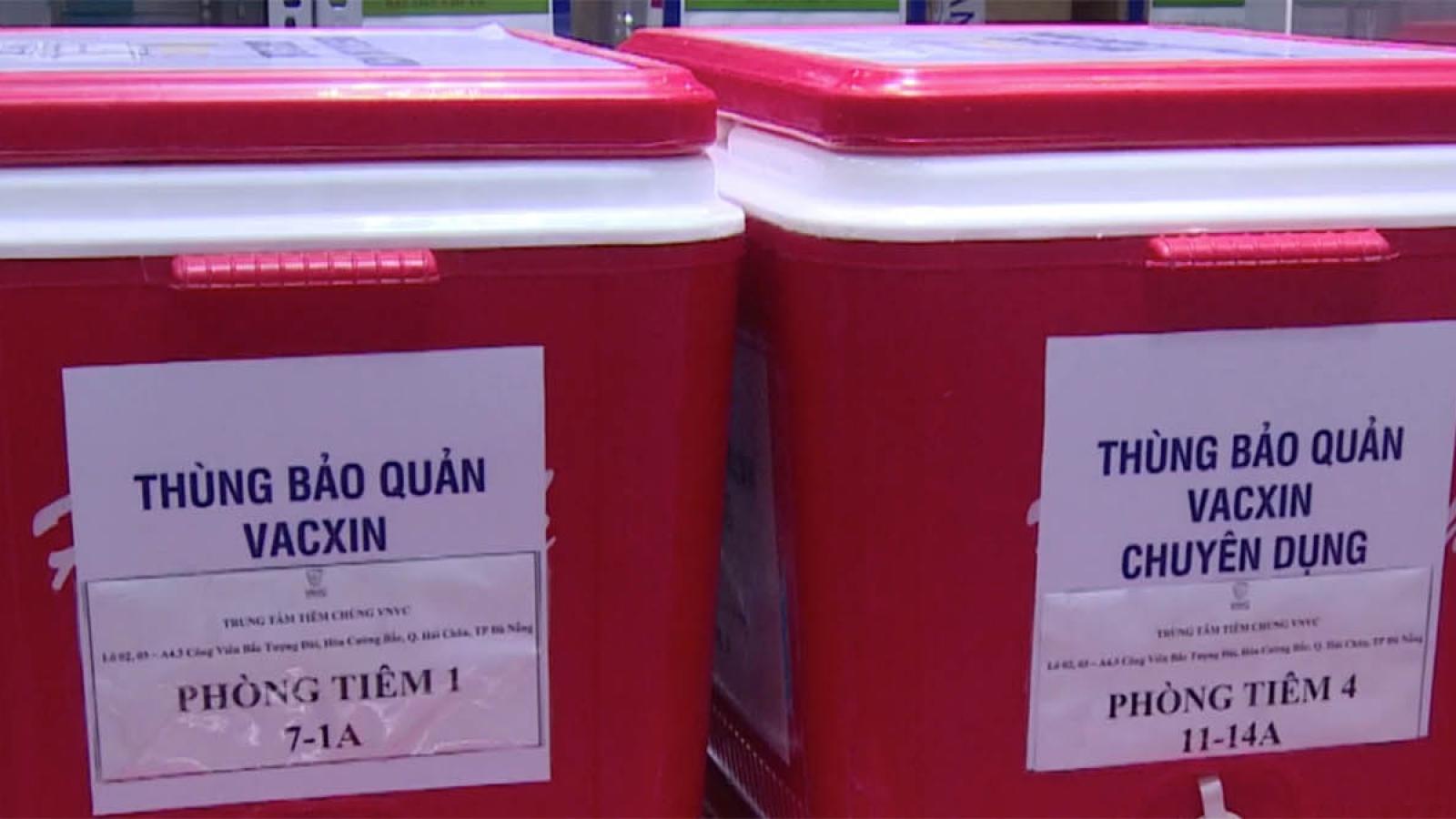 Ngày 12/3, Đà Nẵng sẽ tiêm vaccine phòng Covid-19 cho nhân viên y tế Bệnh viện Phổi