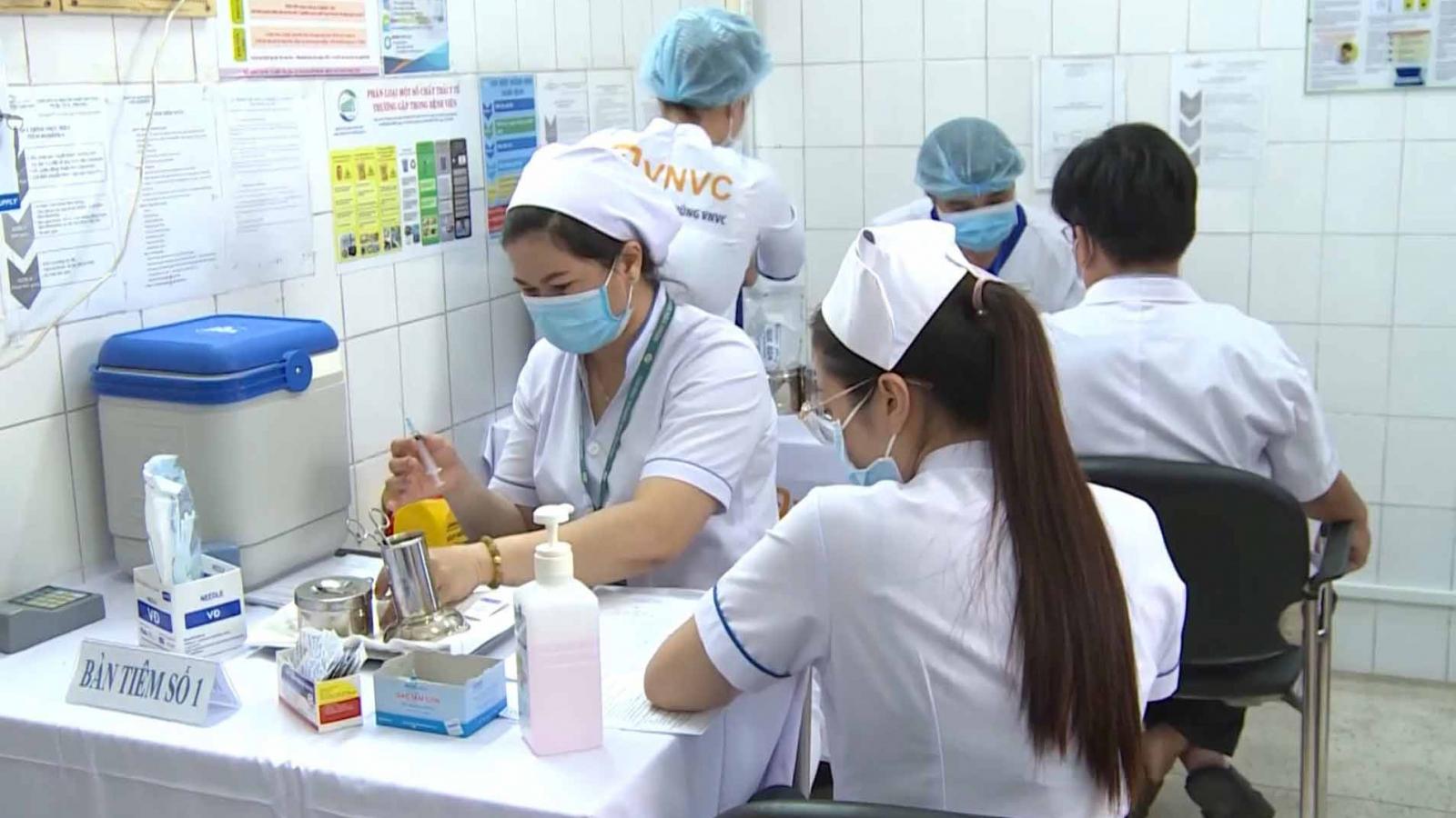 TP HCM: Đề xuất mua 5 triệu liều vaccine Covid-19