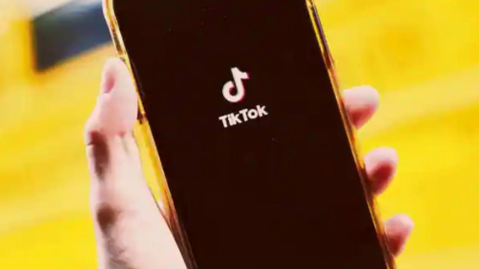 Ấn Độ đóng băng 2 tài khoản ngân hàng của chủ sở hữu ứng dụng TikTok