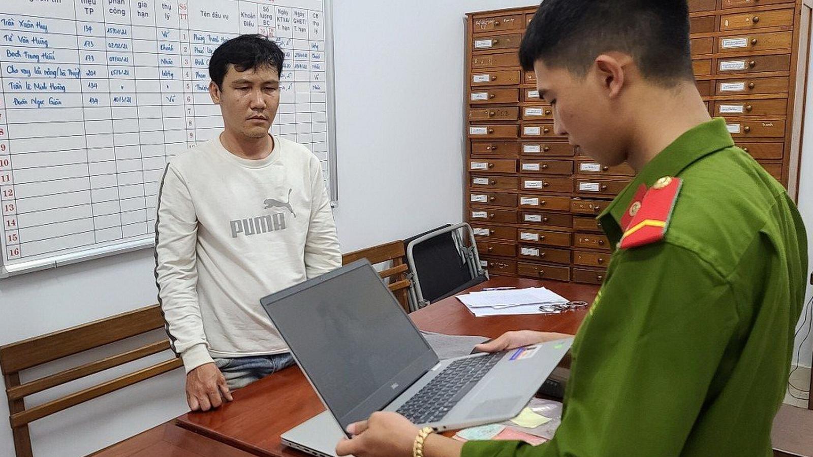 Đối tượng thực hiện 14 vụ trộm tại Đà Nẵng sa lưới