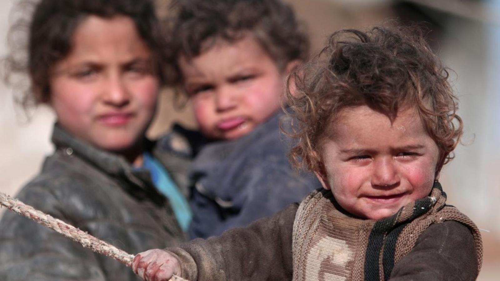 10 năm cuộc chiến Syria: Hàng triệu trẻ em chỉ biết đến cái chết, ly tán và sự hoang tàn