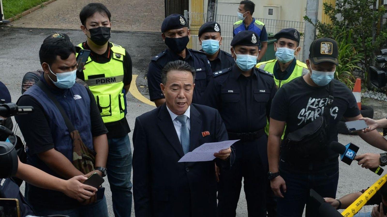 """Tham tán Triều Tiên cảnh báo Malaysia """"mắc sai lầm không thể tha thứ"""""""