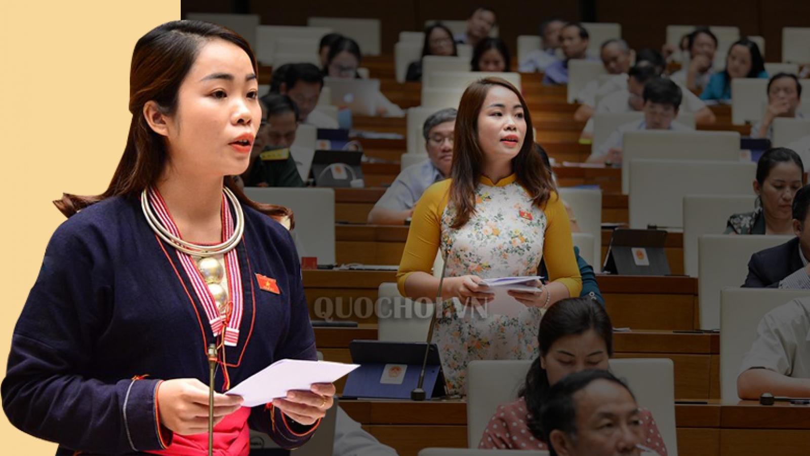 Đại biểu Quốc hội trẻ nhất khóa XIV: Từng gặp khó khăn vì... tuổi đời còn quá trẻ!