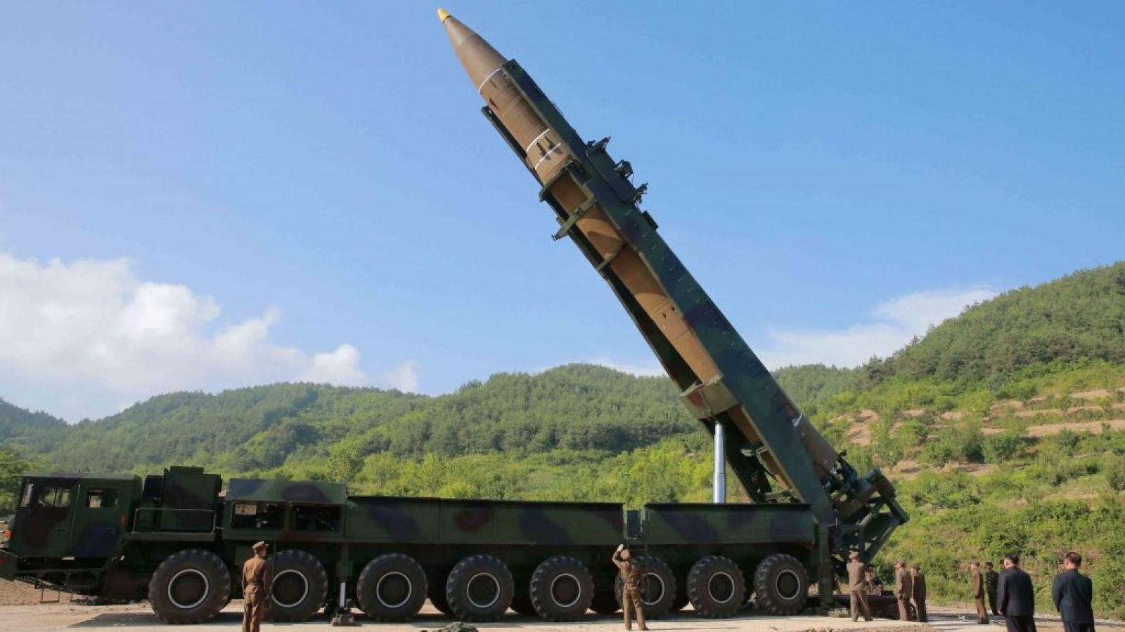 Triều Tiên xác nhận phóng thử tên lửa dẫn đường chiến thuật mới