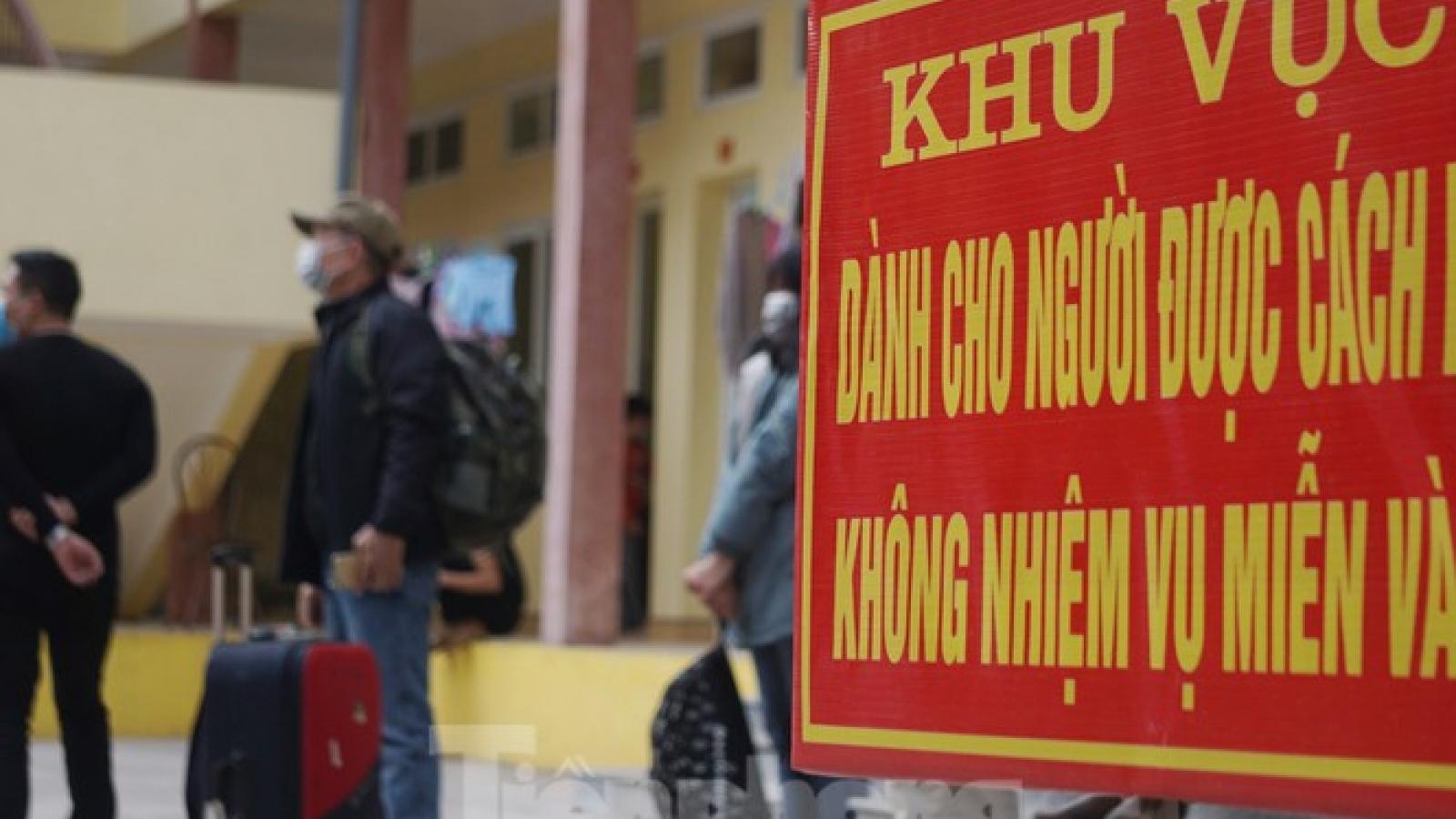 5 người ở TP Hải Dương trốn cách ly bị xử phạt gần 38 triệu đồng