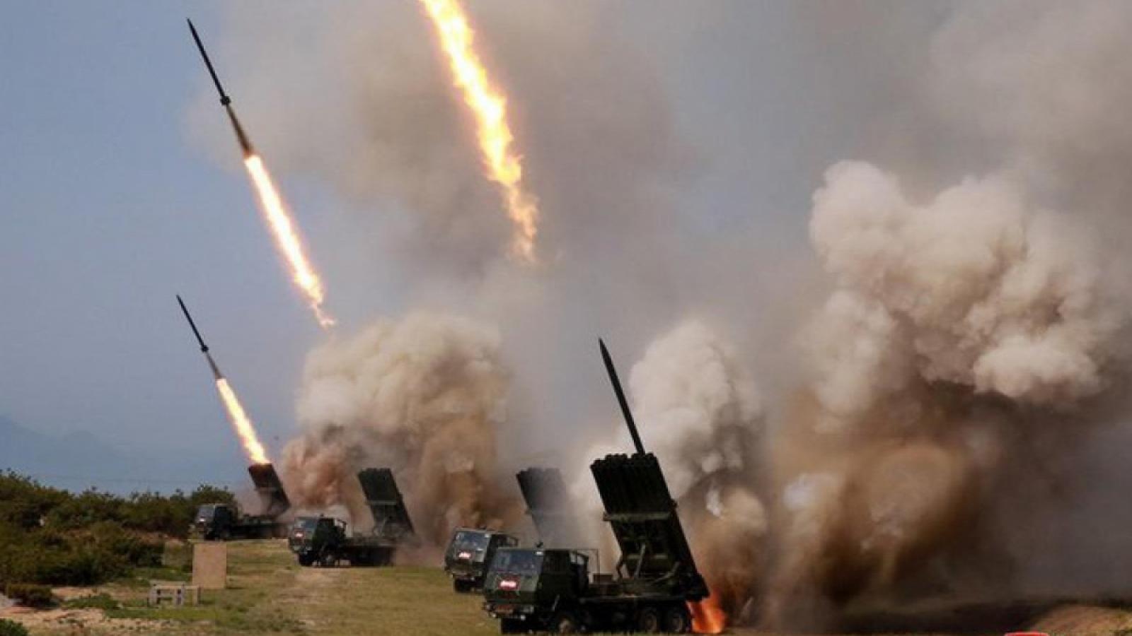 Đối đầu Mỹ-Trung tạo cơ hội mới cho Triều Tiên trên bàn đàm phán hạt nhân