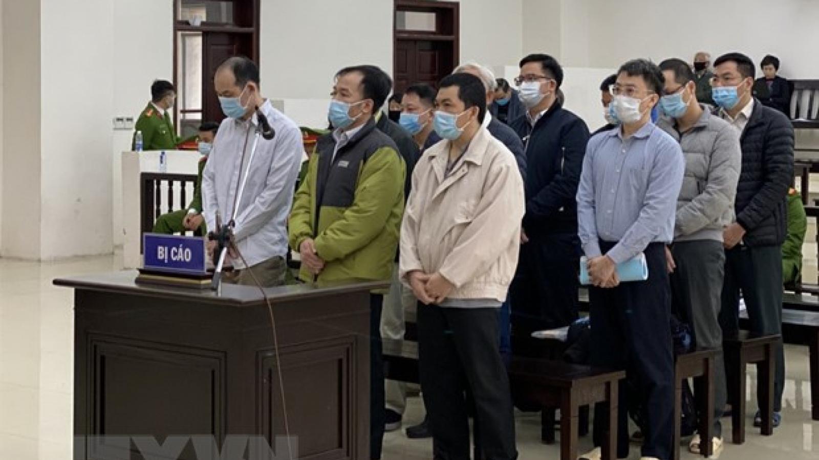 Đề nghị án 12-13 năm tù với cựu Chủ tịch Hội đồng quản trị GPBank