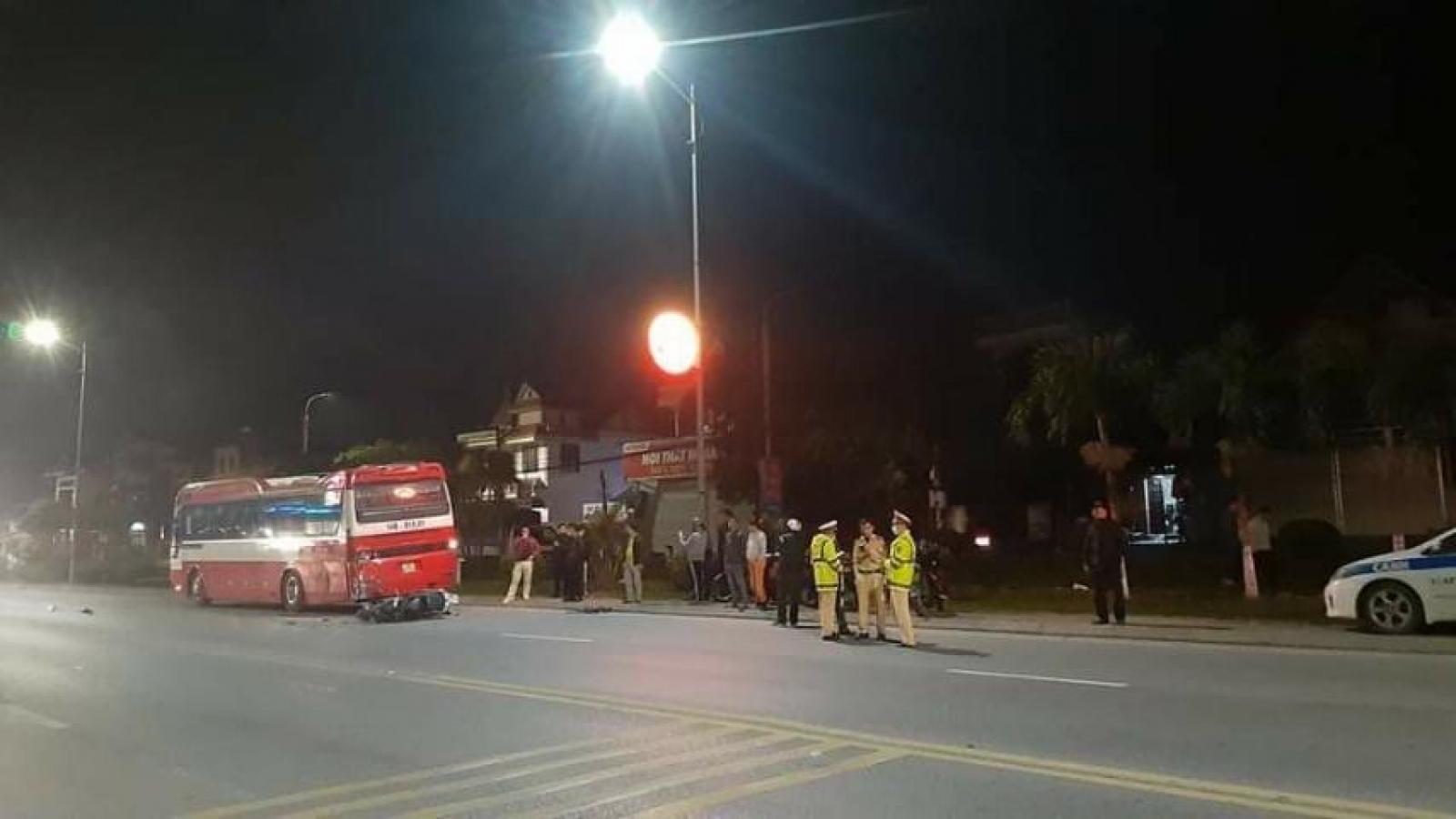 Tai nạn giao thông tại Quảng Ninh khiến1 người tử vong