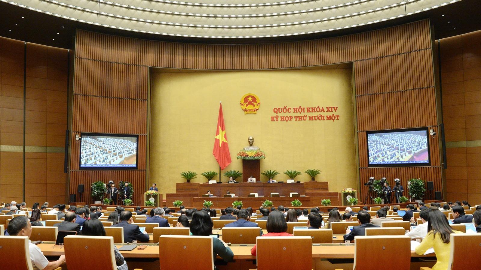 """Đại biểu QH: Ba cơ quan Chủ tịch nước, Quốc hội, Chính phủ đã thực hiện rất """"tròn vai"""""""