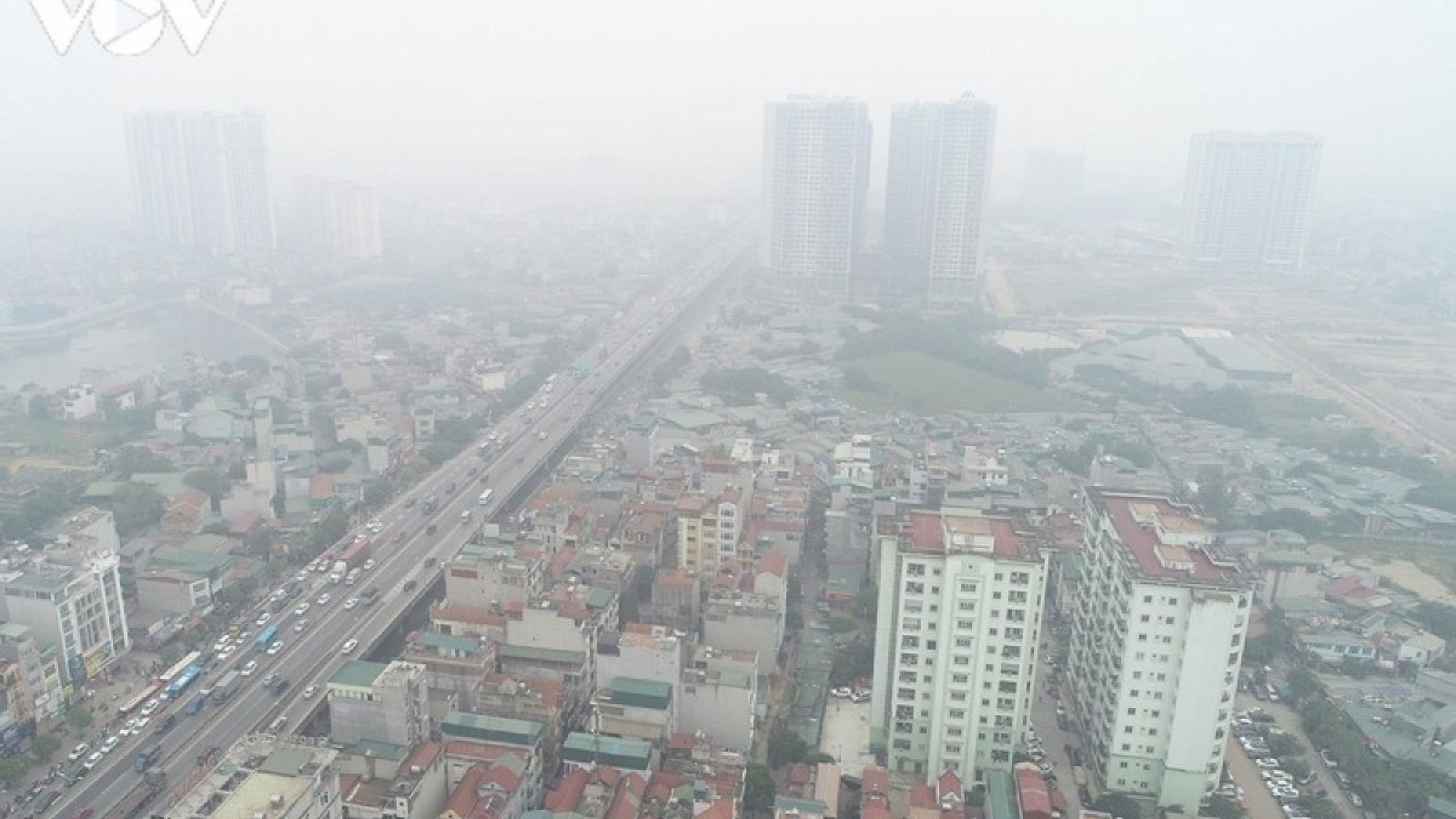 Đến năm 2025 sẽ kiểm soát, dự báo được diễn biến chất lượng không khí