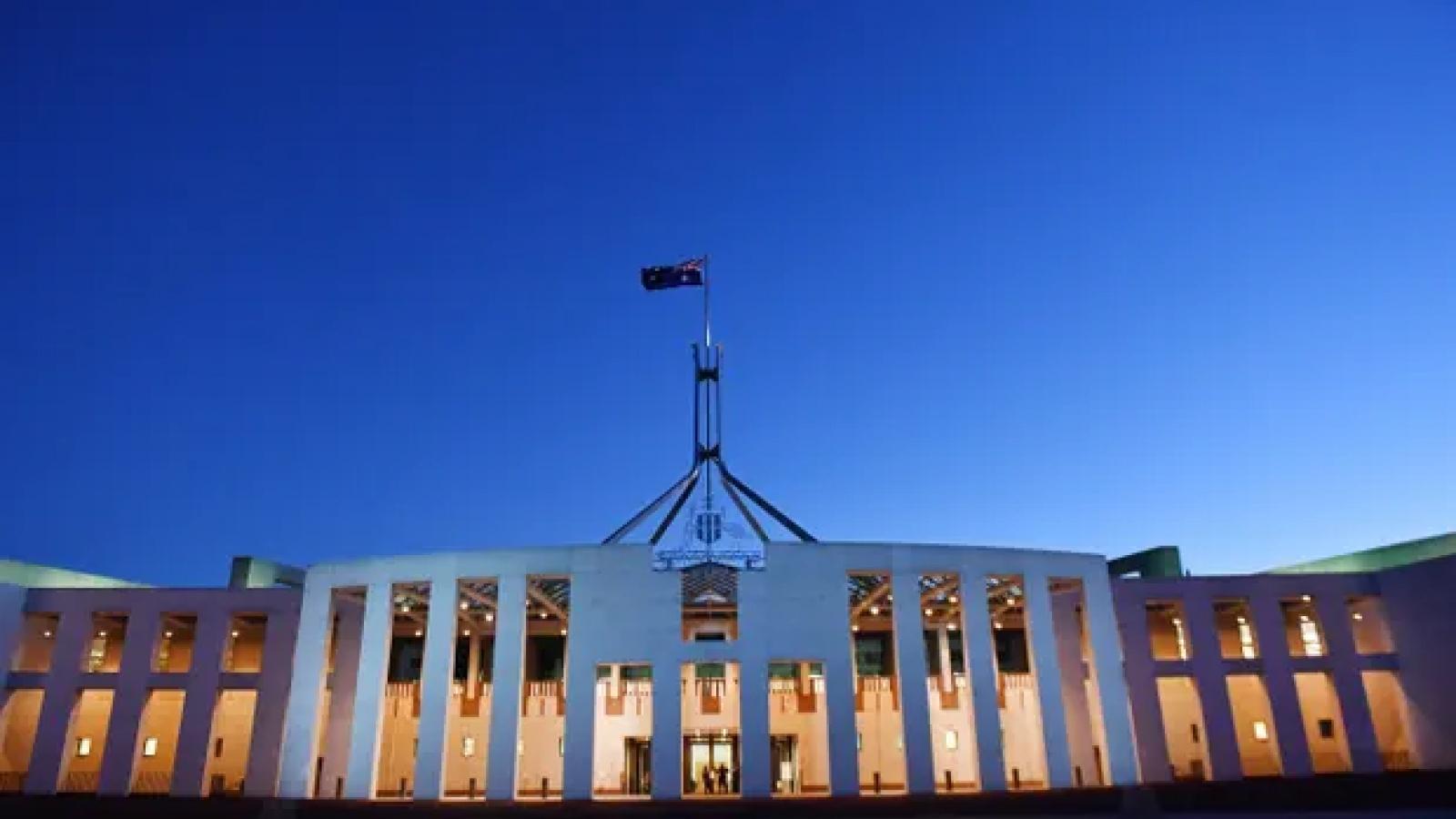 Mạng máy tính Quốc hộiAustralia trục trặc, một kênh truyền hình bị tin tặc tấn công