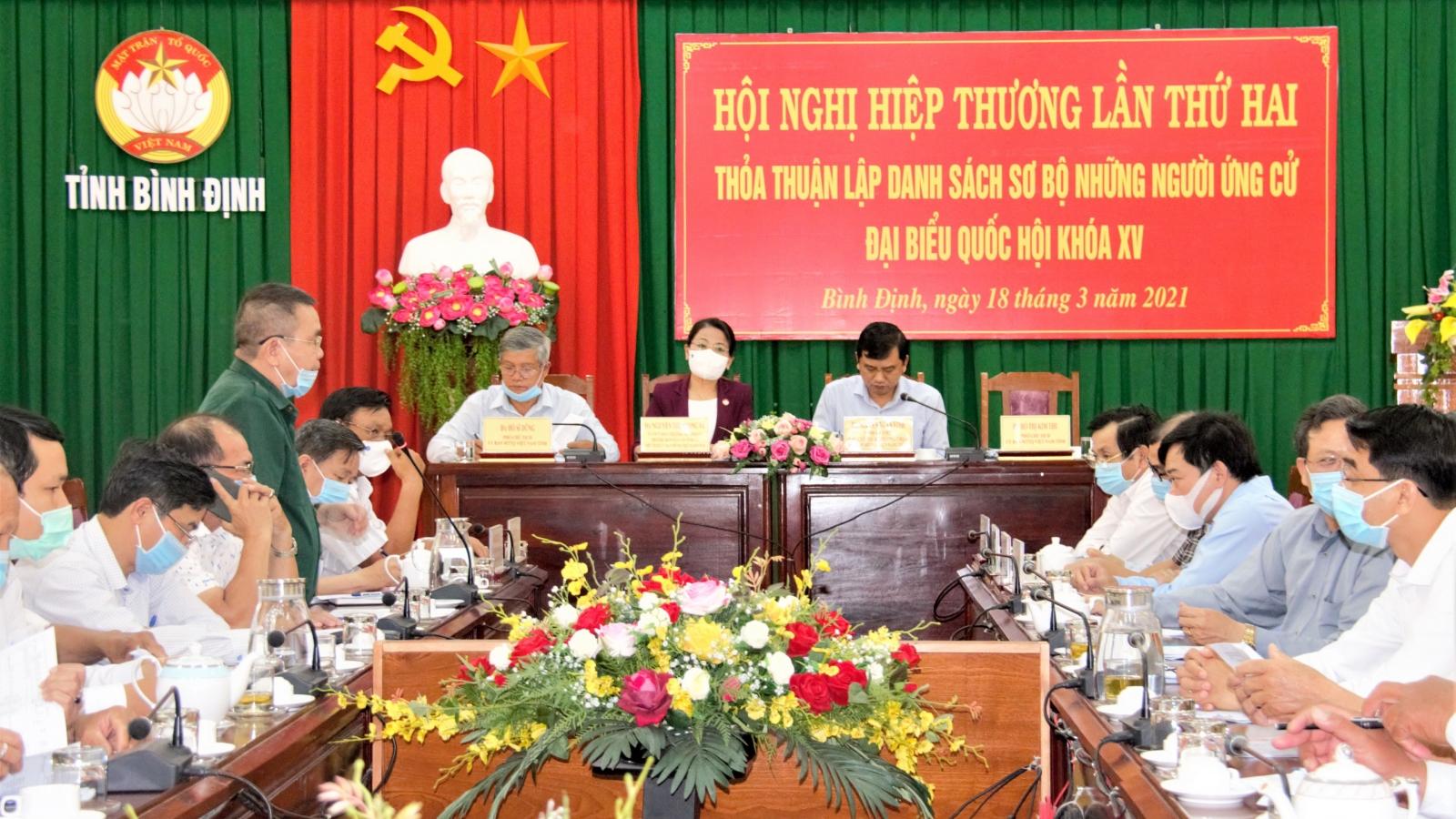 Bình Định: 2 người tự ứng cử Đại biểu Quốc hội