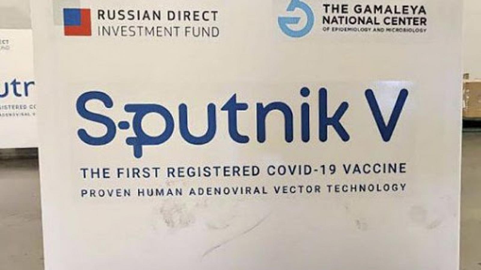 POLYVAC sẽ nhập khẩu và phân phối vaccine Sputnik V tại Việt Nam