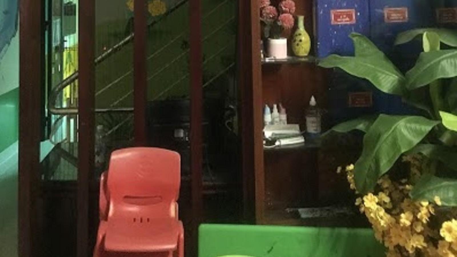 Bé gái 2 tuổi tử vong sau khi đến lớp học