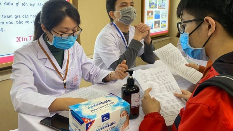 Vietnam recruits volunteers for first phase of second COVID-19 vaccine