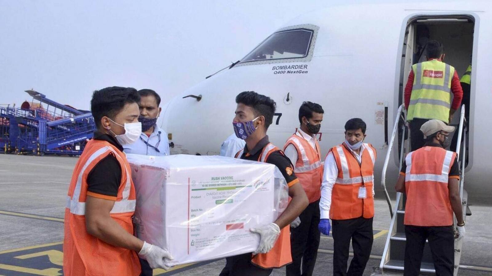 """Sau """"ngoại giao vaccine"""", Ấn Độ và Trung Quốc đối mặt với sức ép trong nước"""