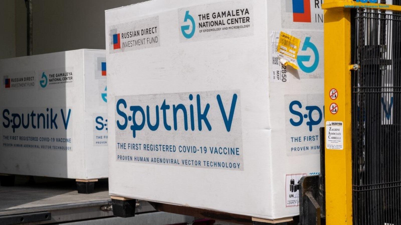 Nga: Vaccine Sputnik V có hiệu quả đối với các biến thể của SARS-CoV-2