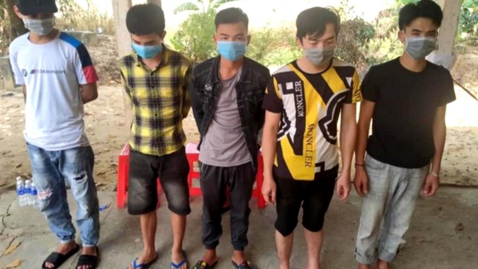 Biên phòng Long An khởi tố vụ án đưa người Việt sang Campuchia tìm việc làm