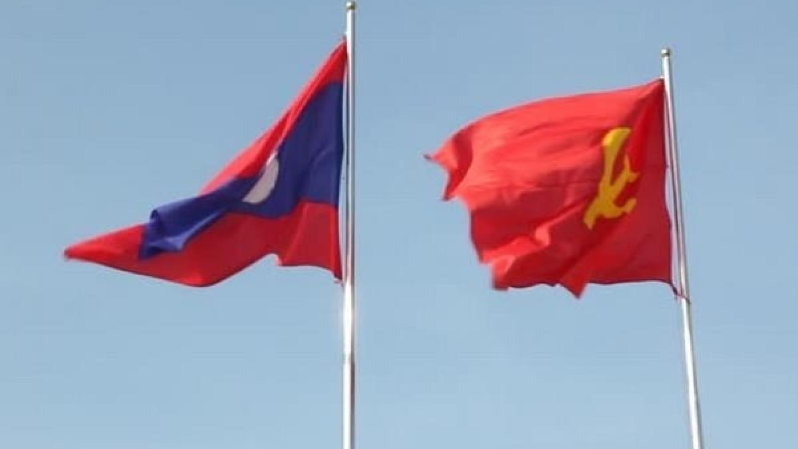 Điện mừng kỷ niệm 66 năm Ngày thành lập Đảng Nhân dân Cách mạng Lào