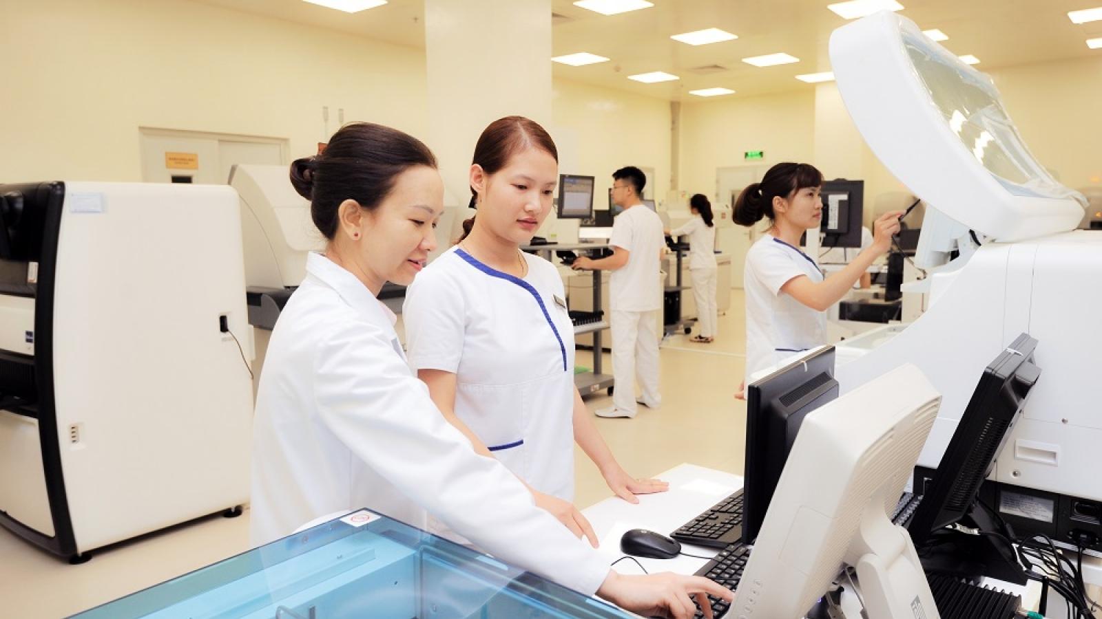Bệnh viện Vinmec Central Park - TP HCM nhận chứng chỉ quốc tế JCI lần II