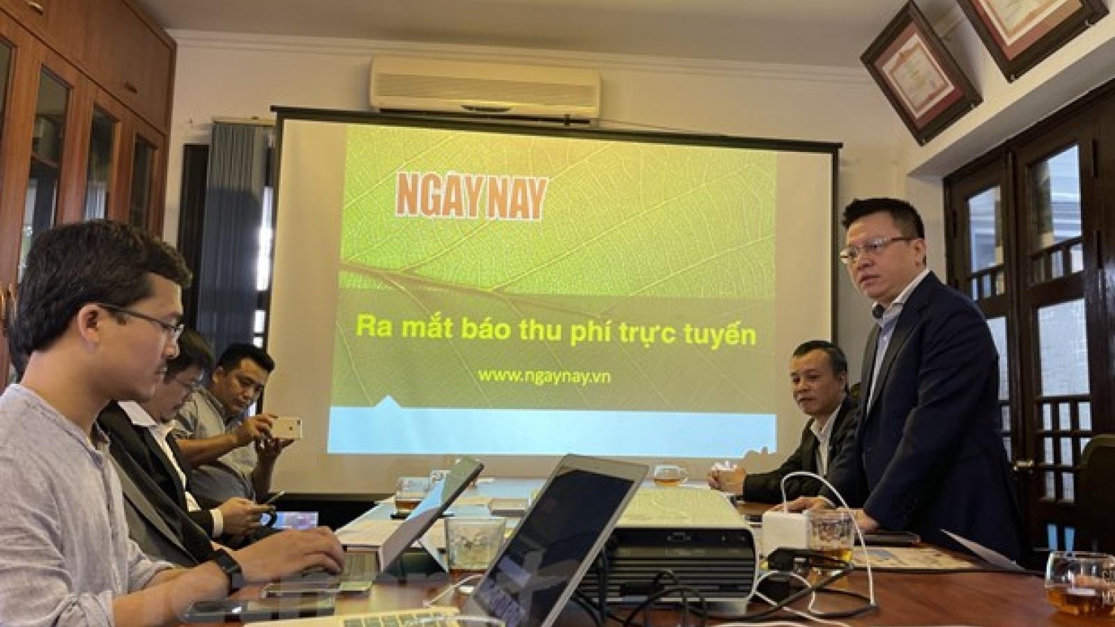 Tạp chí điện tử đầu tiên của Việt Nam tiến hành thu phí độc giả