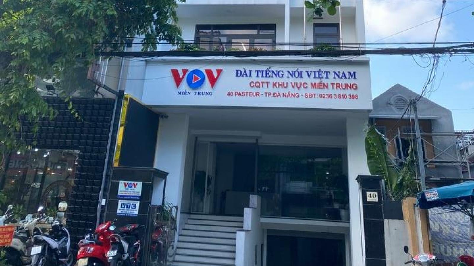 VOV tuyển dụng phóng viên làm việc tạimiền Trung