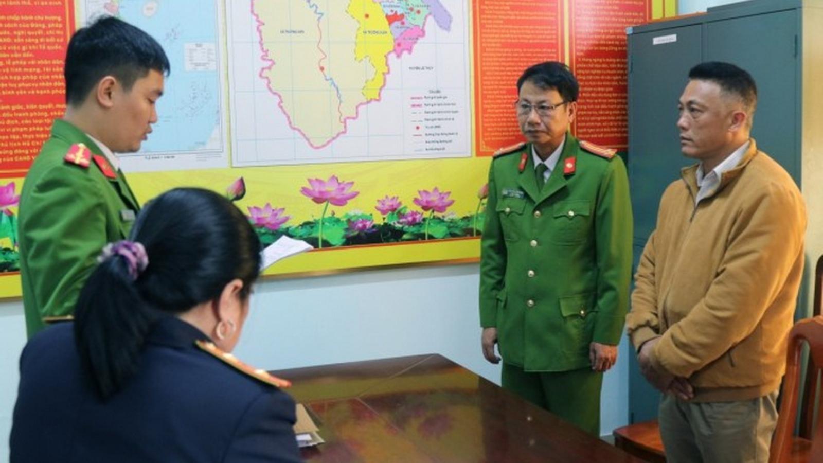 Khởi tố Trạm trưởng Trạm Quản lý bảo vệ rừng vì để mất rừng tại Quảng Bình