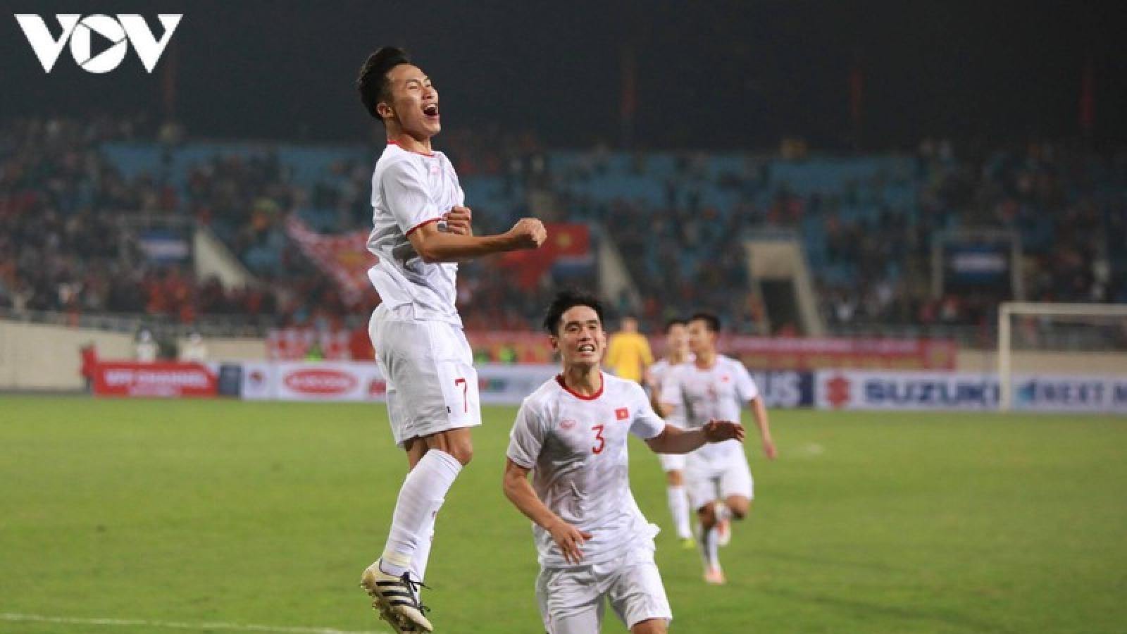 Ngày này năm xưa: U23 Việt Nam thắng kịch tính U23 Indonesia