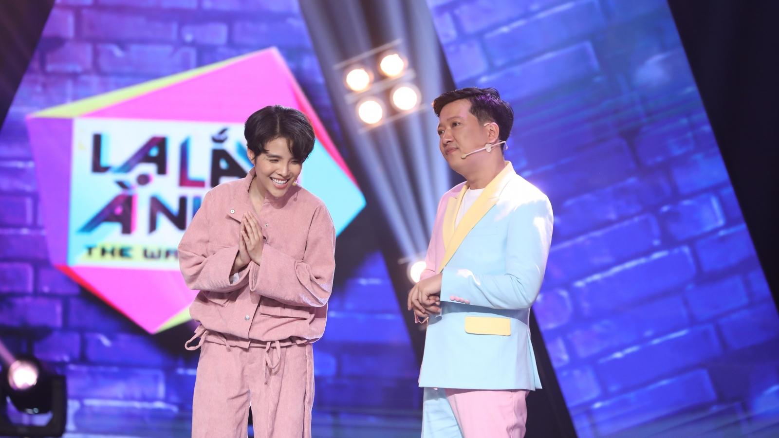 Vũ Cát Tường sẵn sàng hát trong MV của Trường Giang