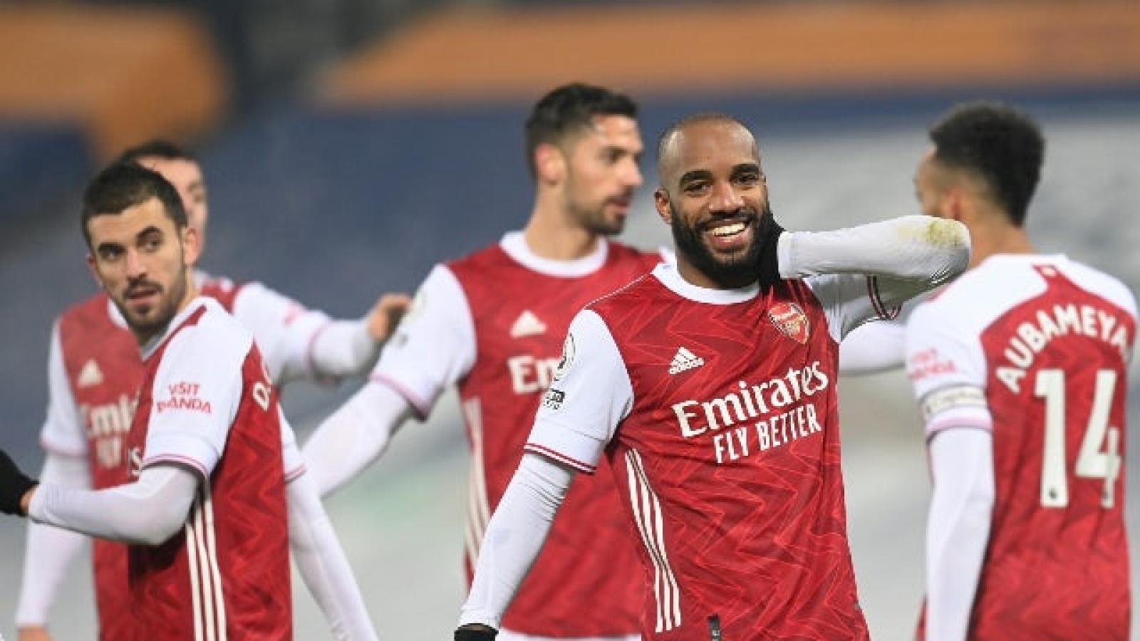 Arsenal sẵn sàng bán Lacazette ở kỳ chuyển nhượng mùa hè 2021