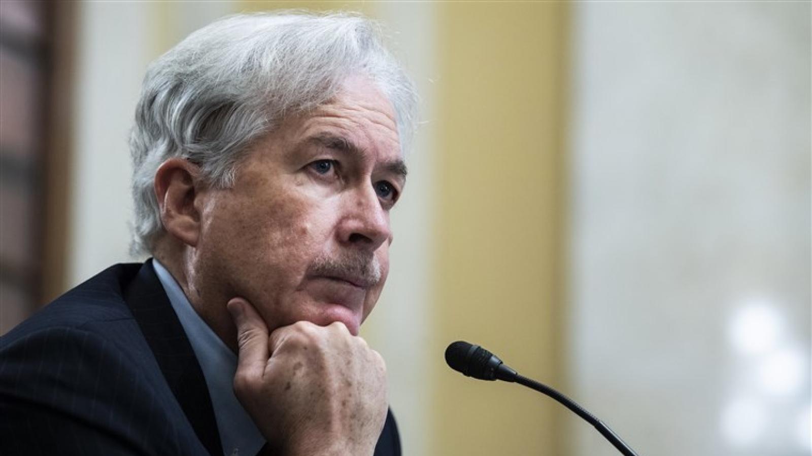 Nhà ngoại giao kỳ cựu William Burns gánh trọng trách khôi phục vị thế của CIA