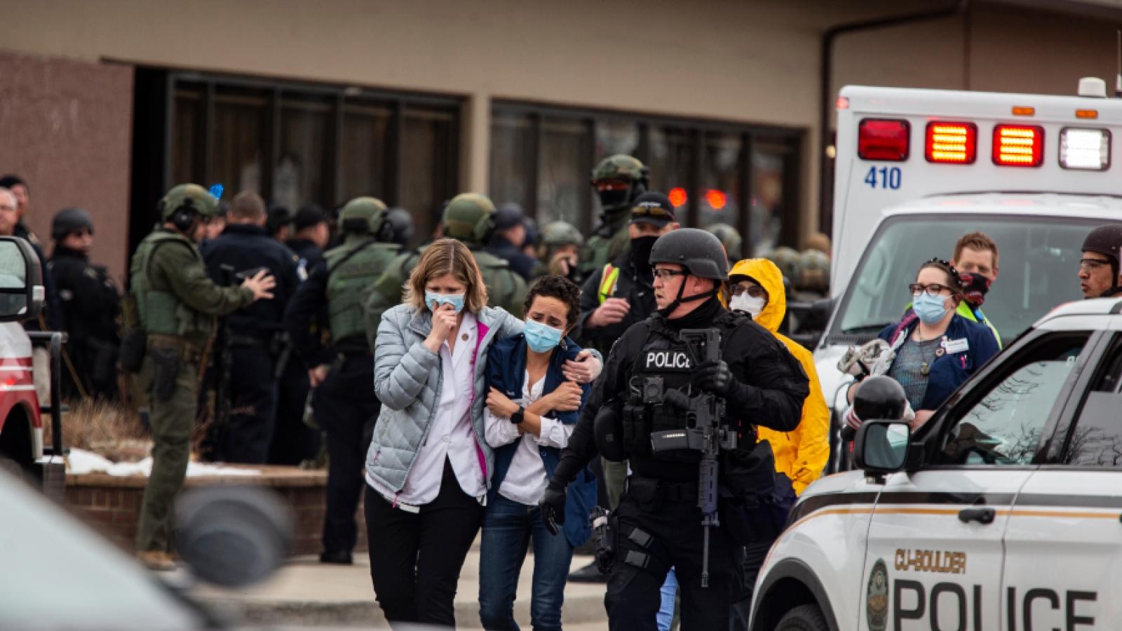 Xả súng khiến ít nhất 6 người thiệt mạng ở Colorado, Mỹ