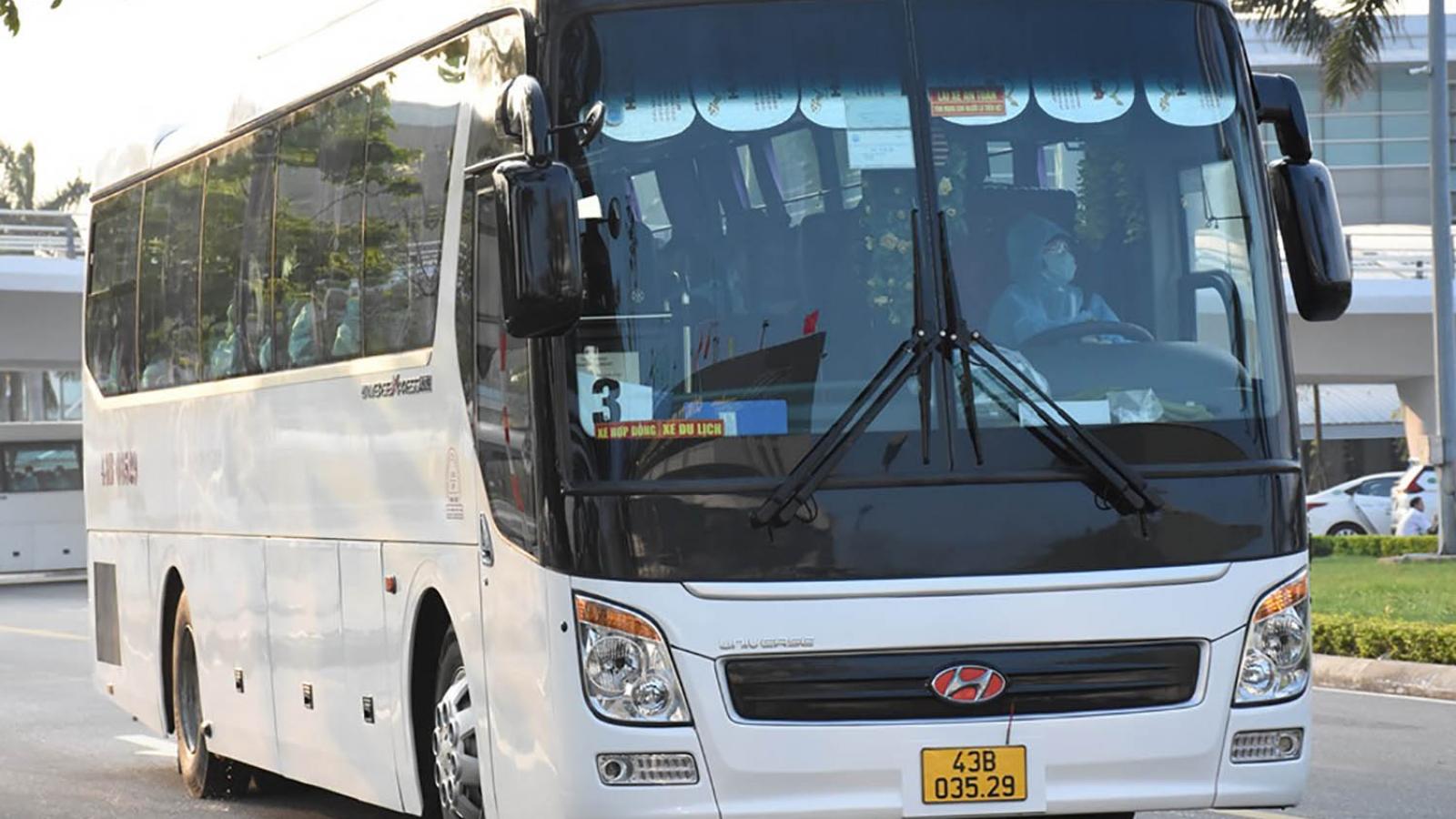 Đà Nẵng tiếp nhận gần 400 công dân từ Myanmar về nước