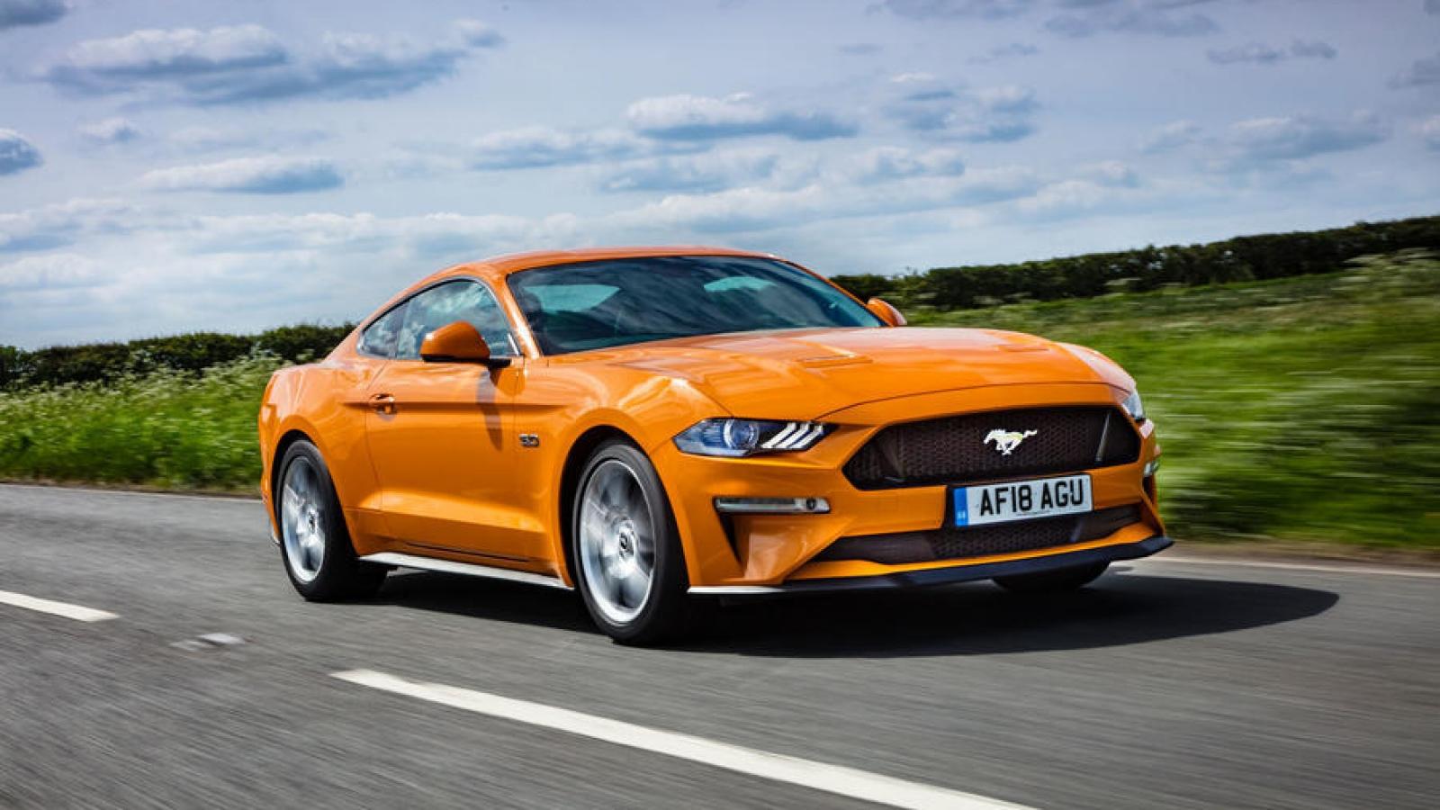 Top 10 mẫu xe thể thao giá rẻ cho năm 2021