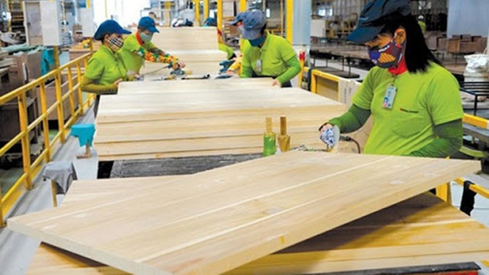 Mỹ vẫn là thị trường tiêu thụ sản phẩm gỗ lớn nhất của Việt Nam