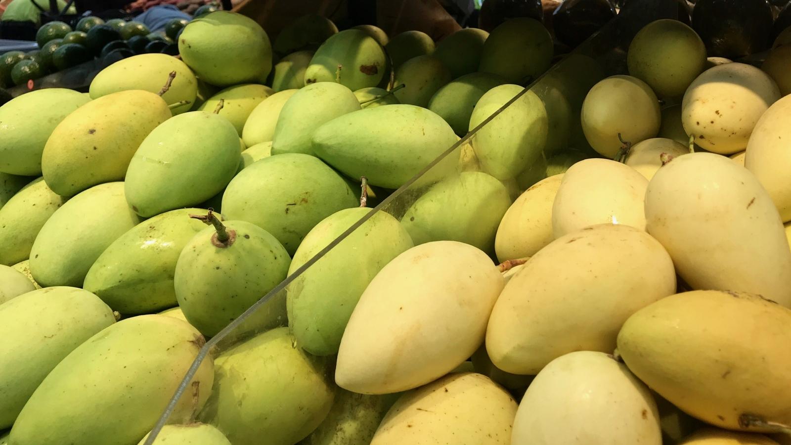 US increases imports of Vietnamese mangoes