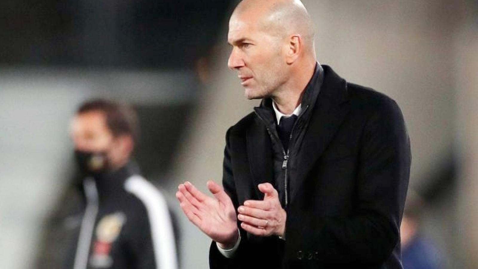 Real Madrid suýt thua Sociedad, HLV Zidane vẫn nói cứng