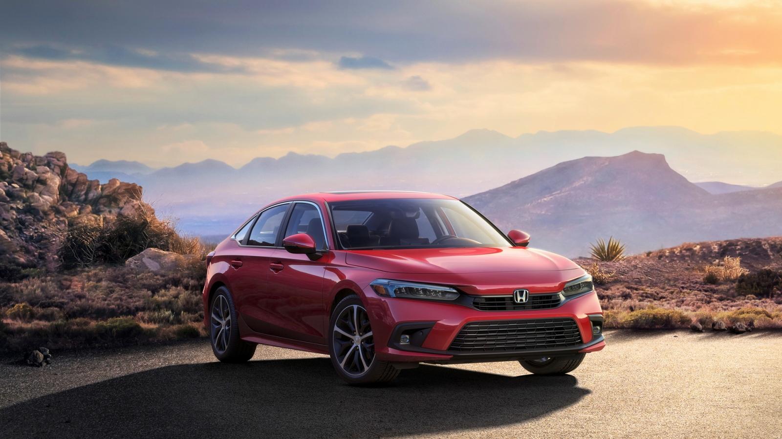 Khám phá Honda Civic 2022 vừa ra mắt