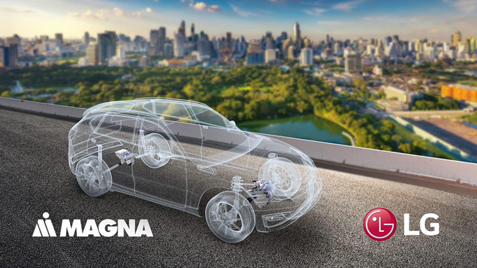 LG bỗng nhiên trở thành đối tác lý tưởng nhất cho Apple Car?