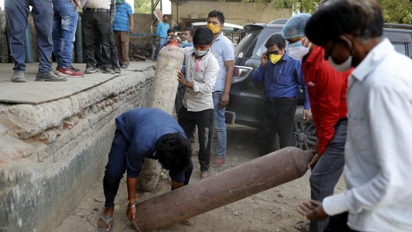 Bùng phát làn sóng mới dịch Covid-19 tại Ấn Độ: Bài học cảnh tỉnh chothế giới