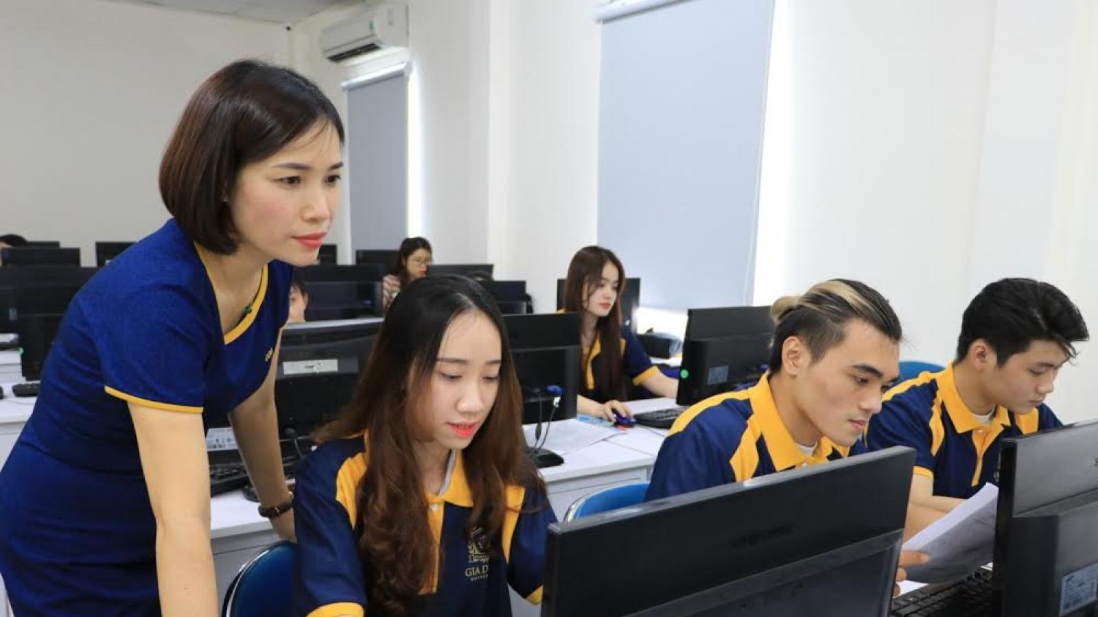 """Top ngành học khát nhân sự có học phí """"dễ thở"""" tại Đại học Gia Định năm 2021"""