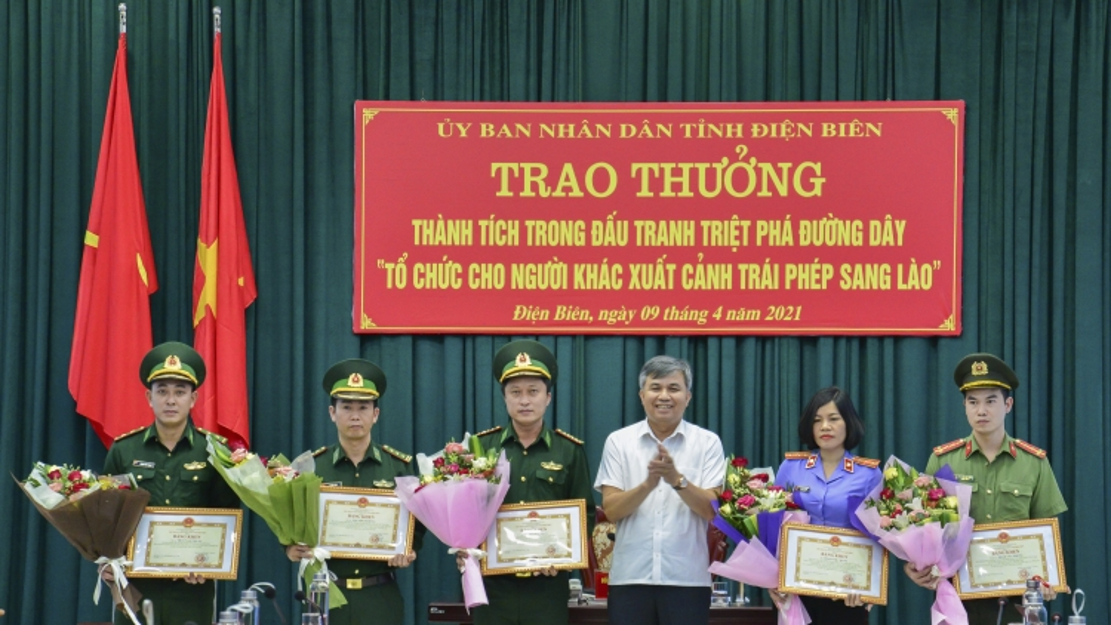 Phá 2 chuyên án đưa người Trung Quốc xuất cảnh trái phép sang Lào