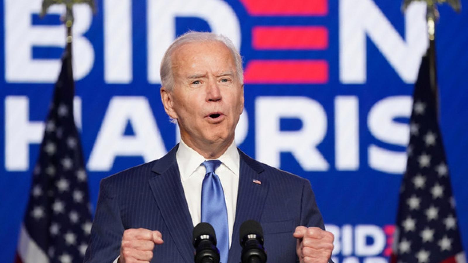 Tổng thống Biden cảnh báo nước Mỹ vẫn chưa về đích trong cuộc chiến chống Covid-19