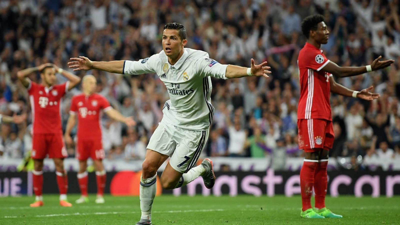 Ngày này năm xưa: Ronaldo ghi hat-trick, Real ngược dòng không tưởng trước Bayern