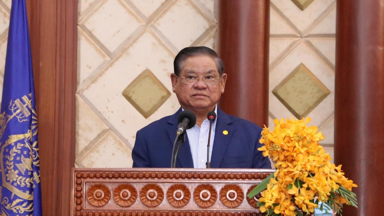 Lãnh đạo Campuchia nhắc nhở lực lượng chức năng không xử lý công việc bằng bạo lực