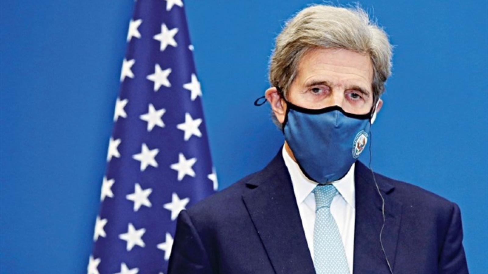 Tuần tới đặc phái viên Mỹ John Kerry sẽ thăm Trung Quốc?